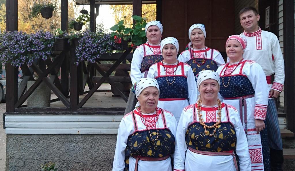 Komi ansambel Sipertas Kanepis Foto Kati Taal
