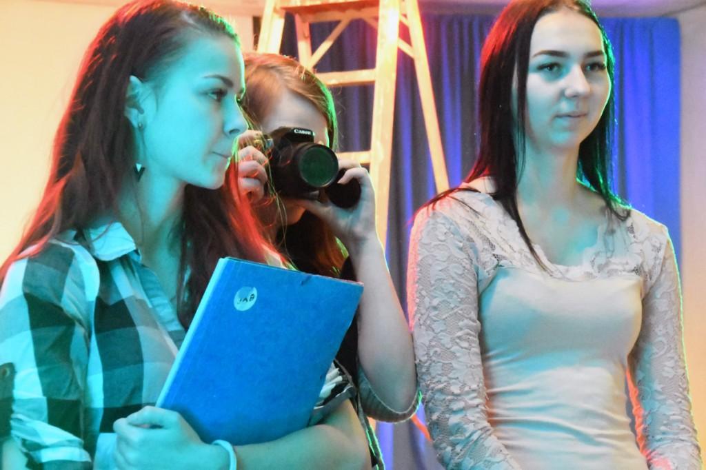 Kristiina Anufrieva, Mirjam Järv, Georgina Ristoja Foto Urmas Saard