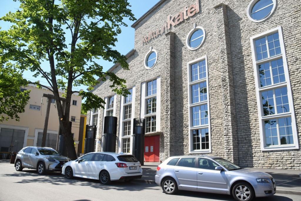 Kultuurikatel, eelseisva Euroopa Liidu eesistujariigi peakorter Foto Urmas Saard