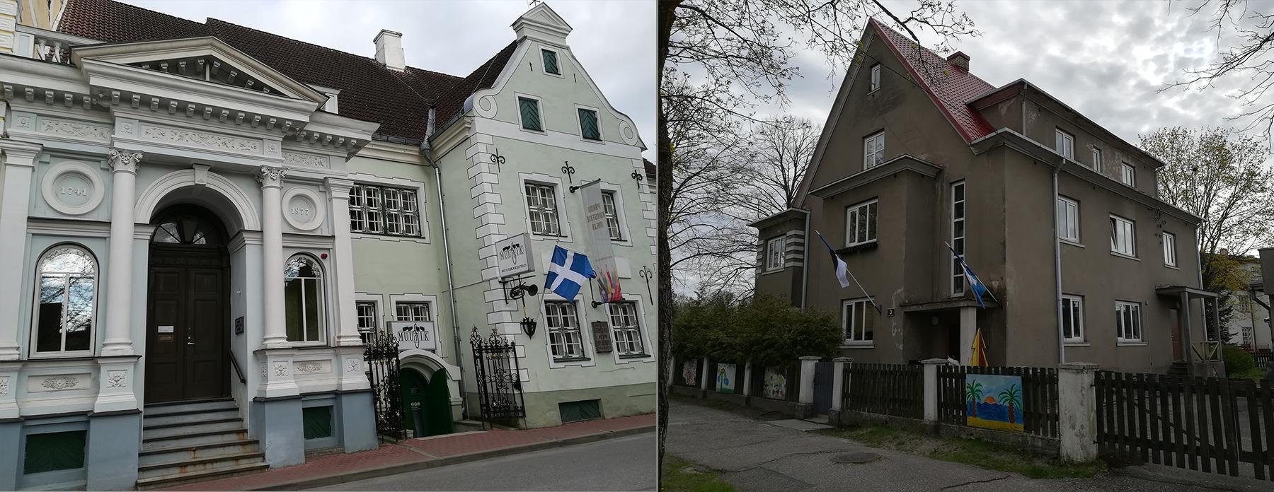 Kunstide maja ja kunstikooli liitmisel sündiv Pärnu Kunstide Kool. Fotod Urmas Saard  Külauudised
