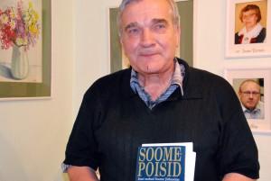 Lembit Roosimäe, Sindi Ajalooklubi peamine eestvedaja Foto Urmas Saard
