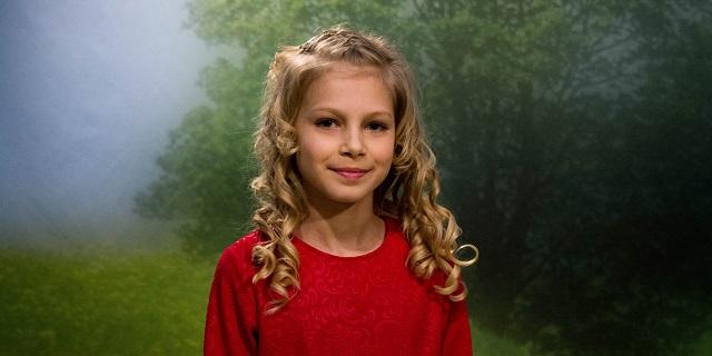 Liis Marie Alt, TV7 telesaate Laulumaa teise hooaja võitja Foto TV7