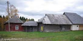Luikjärve talu.