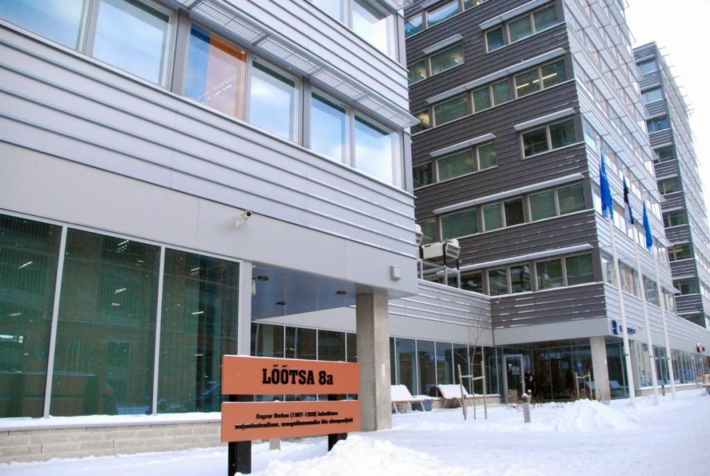 Maksu- ja tolliameti peakontor Tallinnas Foto Urmas Saard