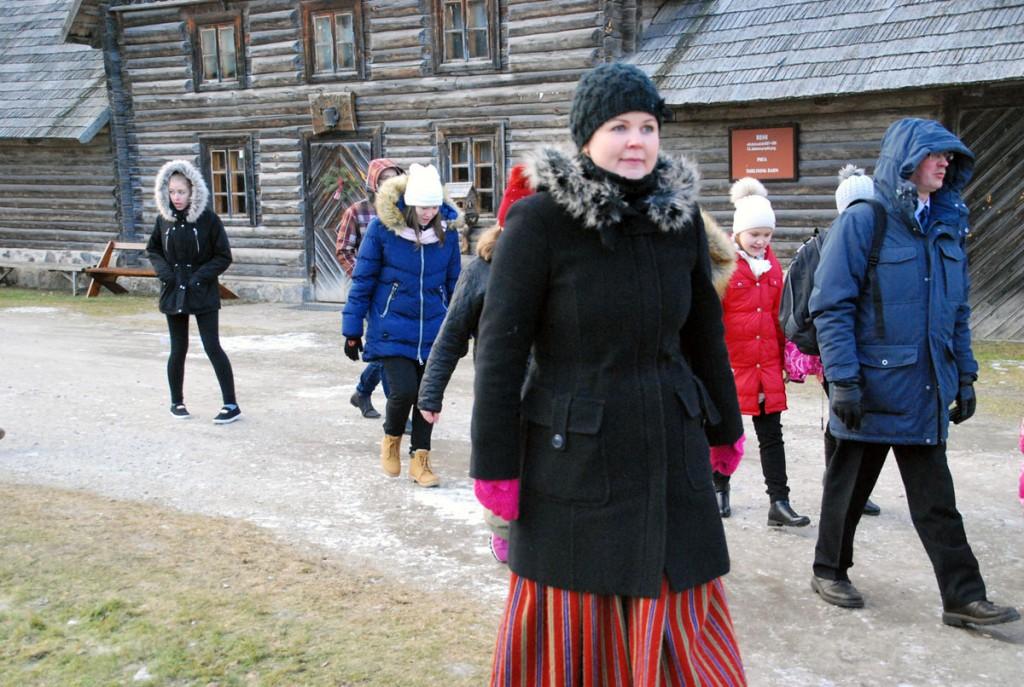 Margit Kadak Kurgjal Foto Urmas Saard