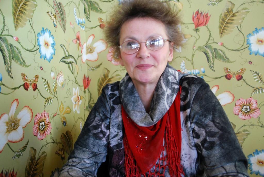 Margit Schmidt Foto Urmas Saard