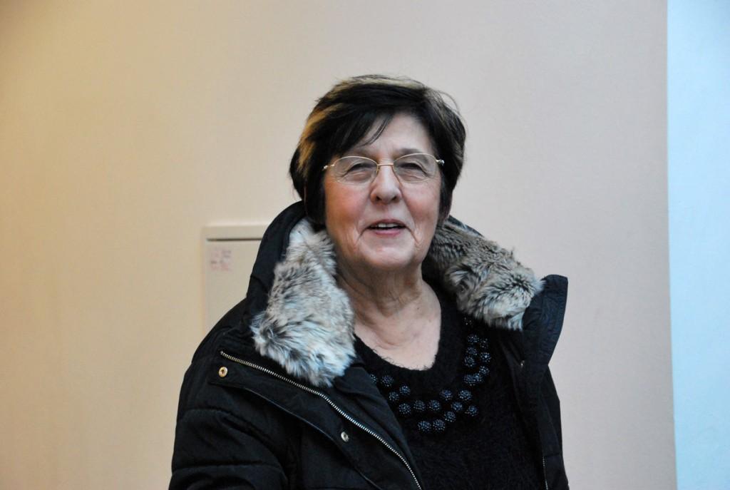 Mari Suurväli Foto Urmas Saard