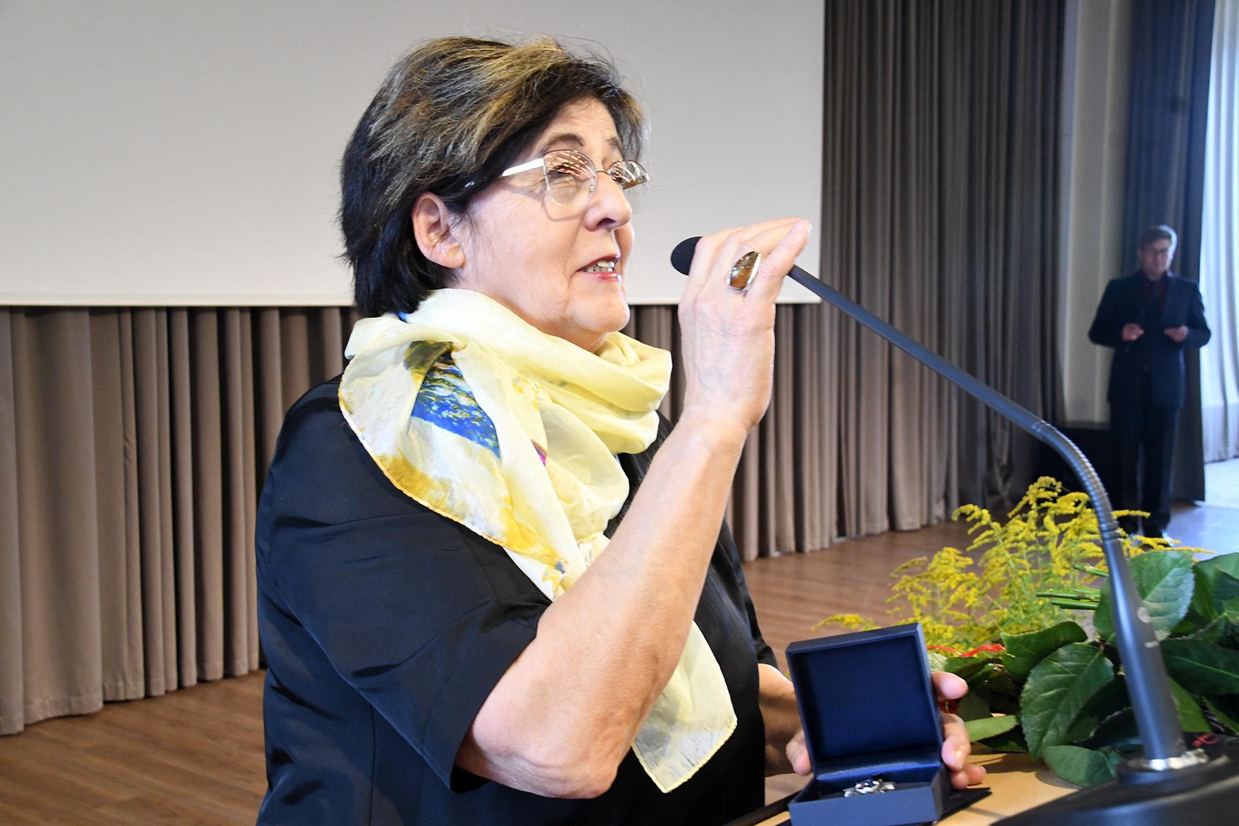 Mari Suurväli, TÜ Pärnu kolledži projektijuht ja Kemihaka juhendaja. Foto: Urmas Saard