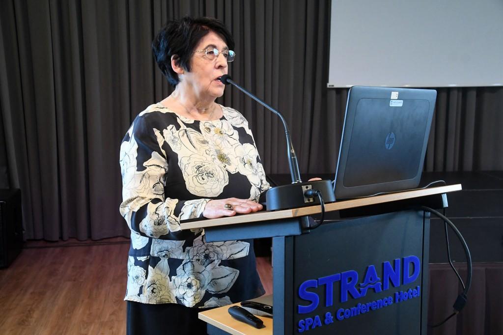 Mari Suurväli. Foto Urmas Saard