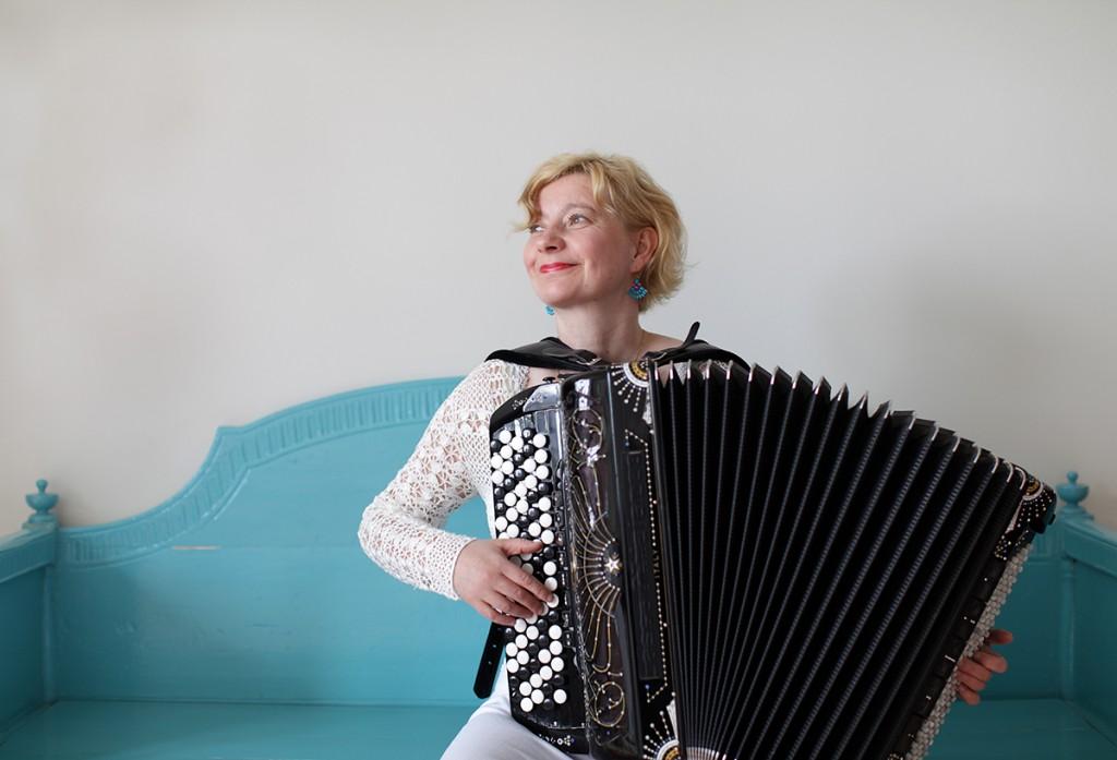Maria Kalaniemi Foto Elina Brotheus