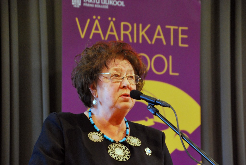 Marvi Madisson-Volmer Foto Urmas Saard