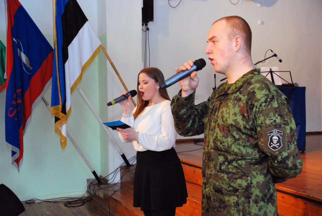 Melissa Aaslaid ja Taavi-Toomas Tärk Foto Urmas Saard