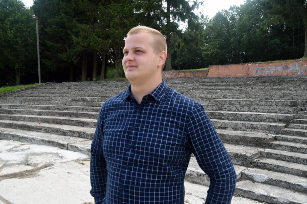 Mirko Reiman, Sindi abilinnapea Foto Urmas Saard
