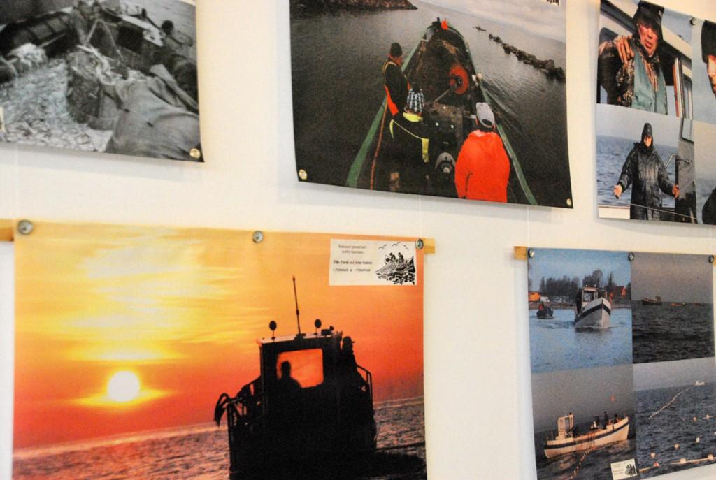 Näitus Port Arturis kodune räimepüügi oskus kakuamidega pärineb Jaapanist Foto Urmas Saard