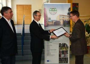 Nõmme-Tallinn Rotary klubi annetus Nõmme põhikoolile