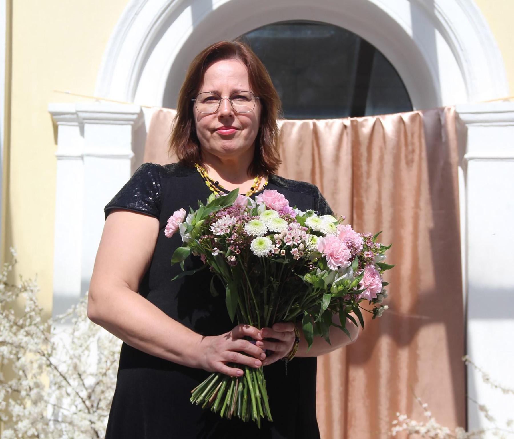 Otepää aasta ema Piia Künnapuu. Foto: Monika Otrokova