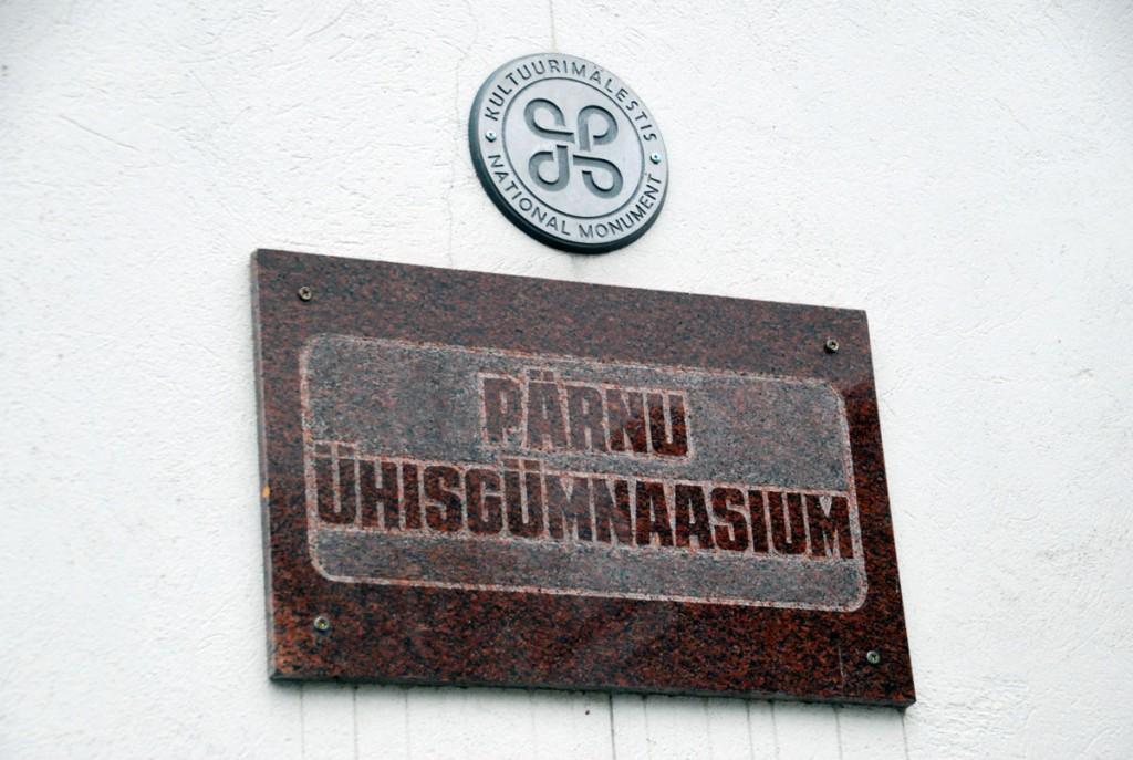 Pärnu Ühisgümnaasium Foto Urmas Saard