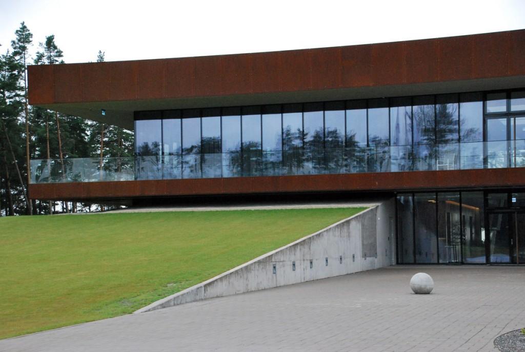 Pärnu Bay Golf Links Tahkurannas Foto Urmas Saard
