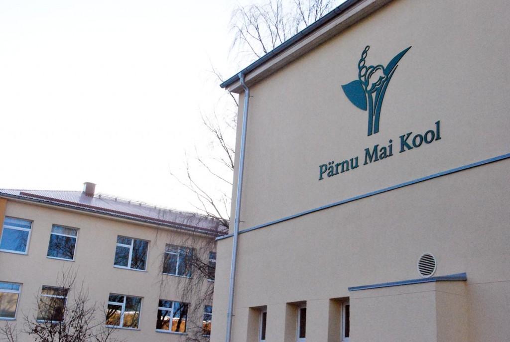 Pärnu Mai kool Foto Urmas Saard