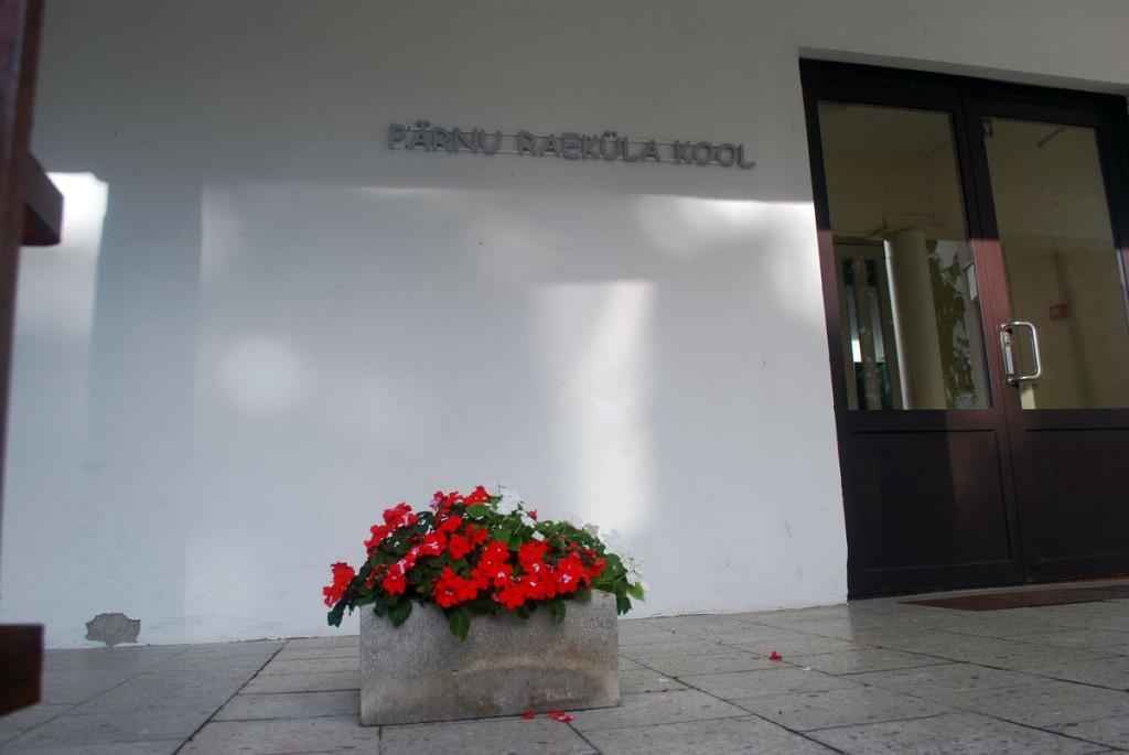 Pärnu Raeküla kool Foto Urmas Saard