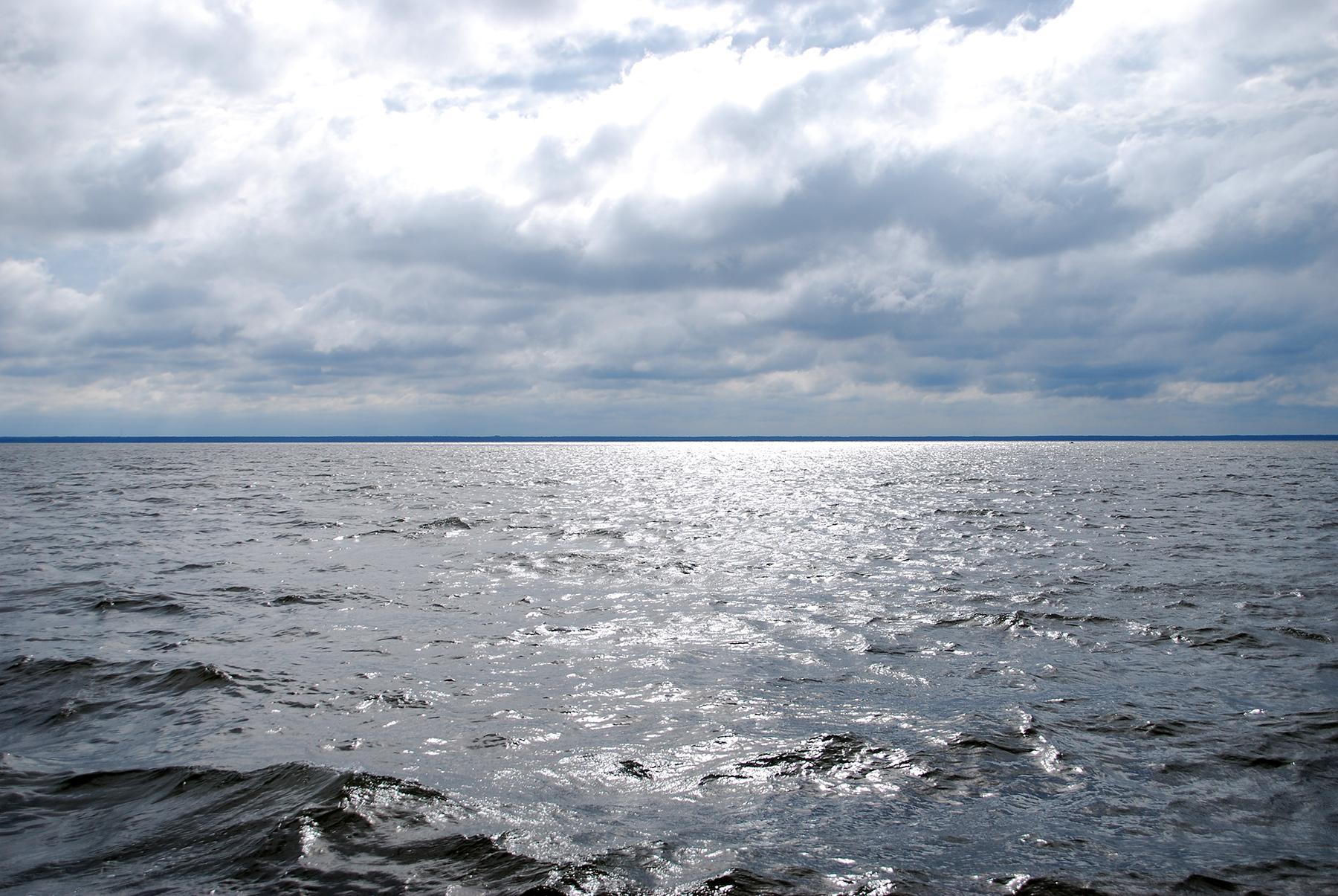 Pärnu laht. Foto: Urmas Saard / Külauudised