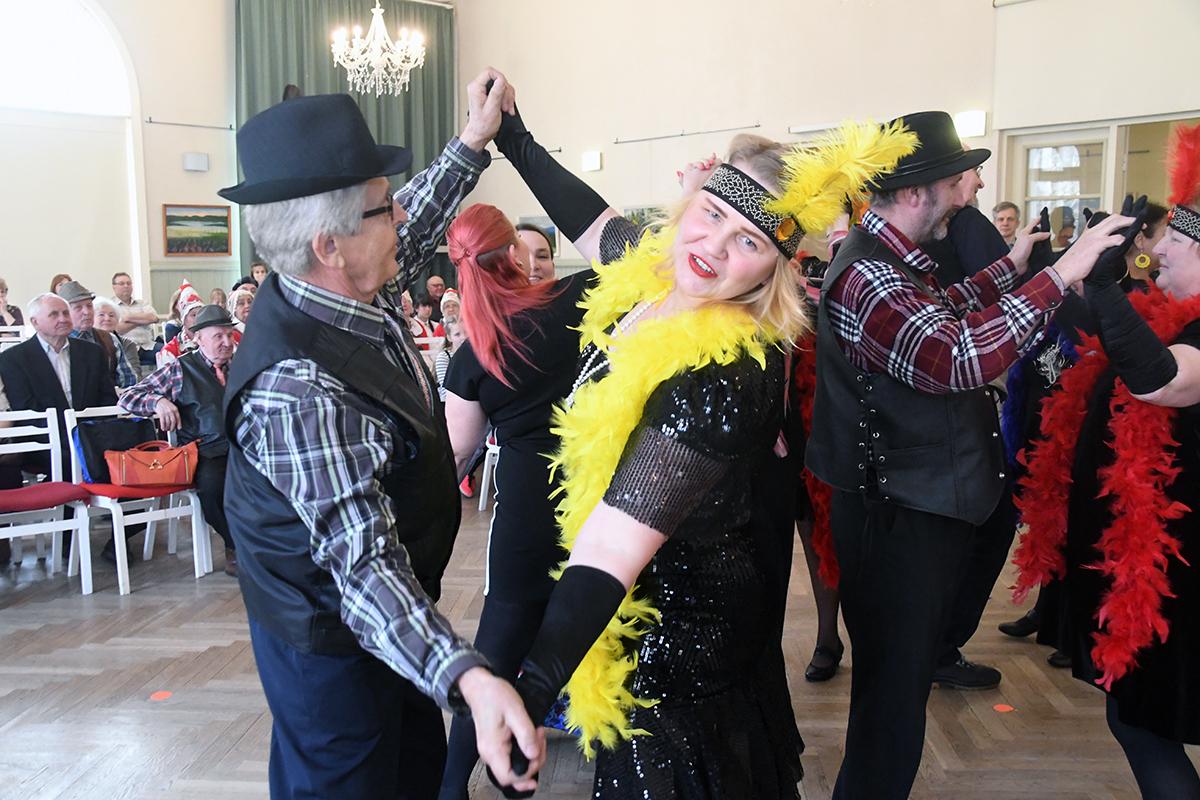 Pärnu päeva kontsert Raeküla Vanakooli keskuses. Foto Urmas Saard
