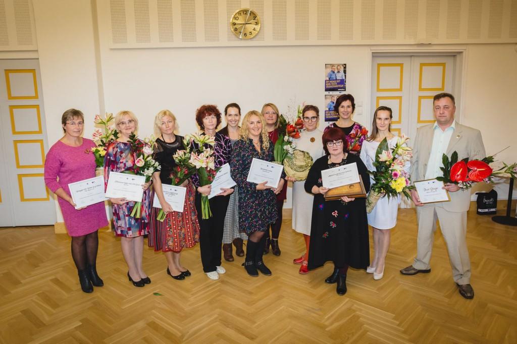 Pärnumaa TÕN 2019 tunnustamisüritus. Foto TÕN
