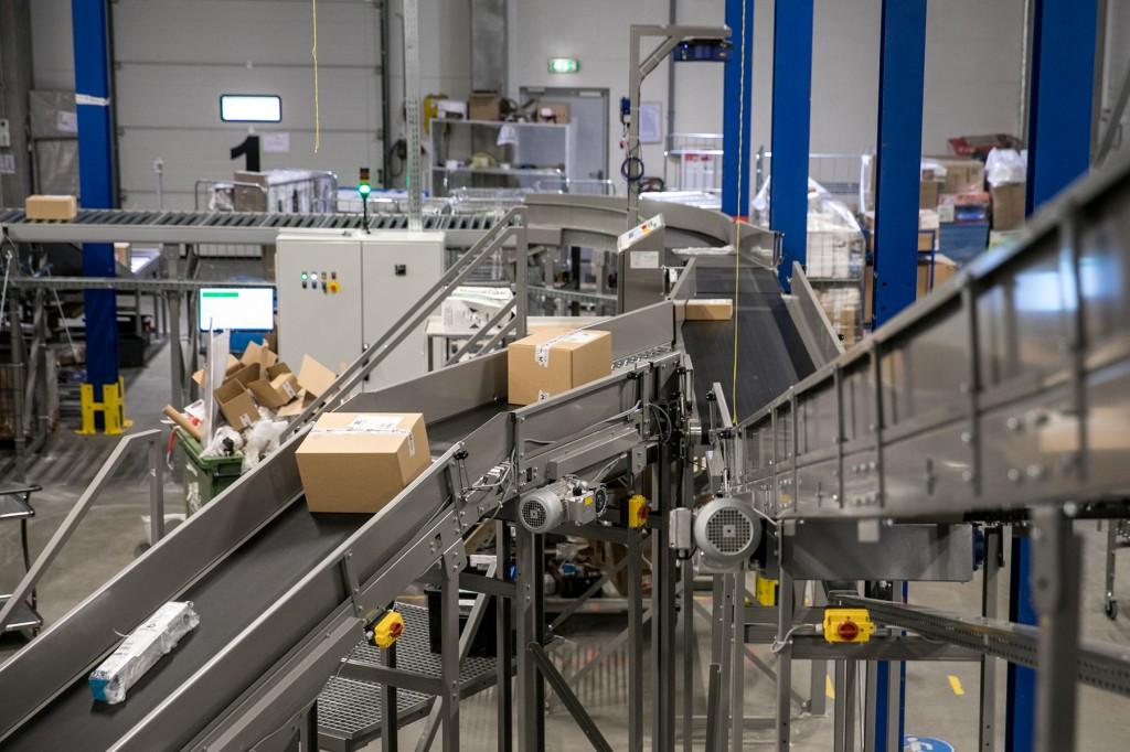 PIGU warehouse. Foto: OPTIMIST / PUBLIC