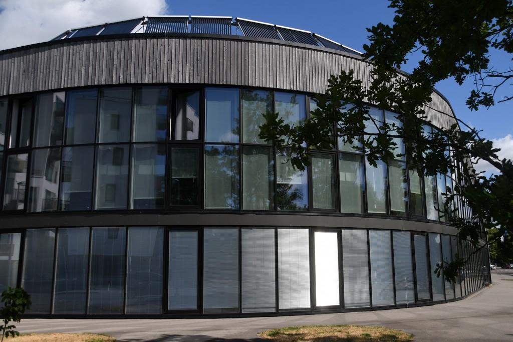 Pernova hariduskeskuse hoone Pärnus. Foto: Urmas Saard