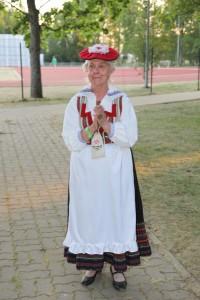 Jõgevamaa aasta kodanik 2013 Airi Rütter. Foto: Johannes Haav