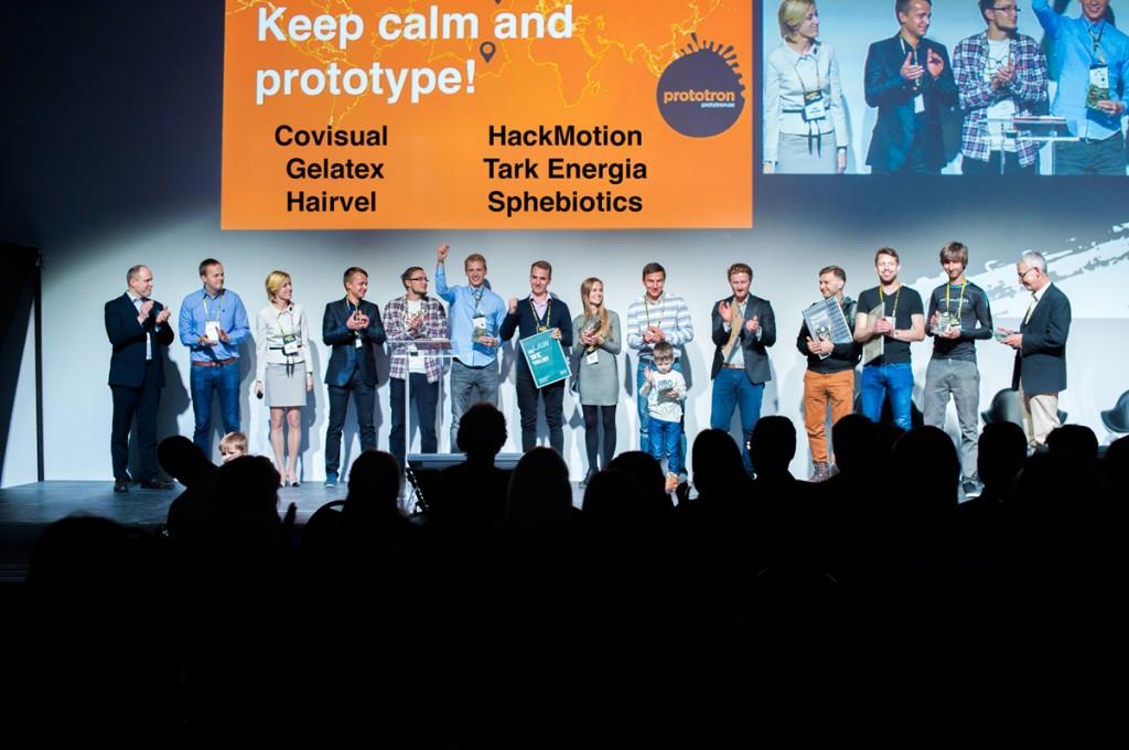 Prototroni võitjad 2016