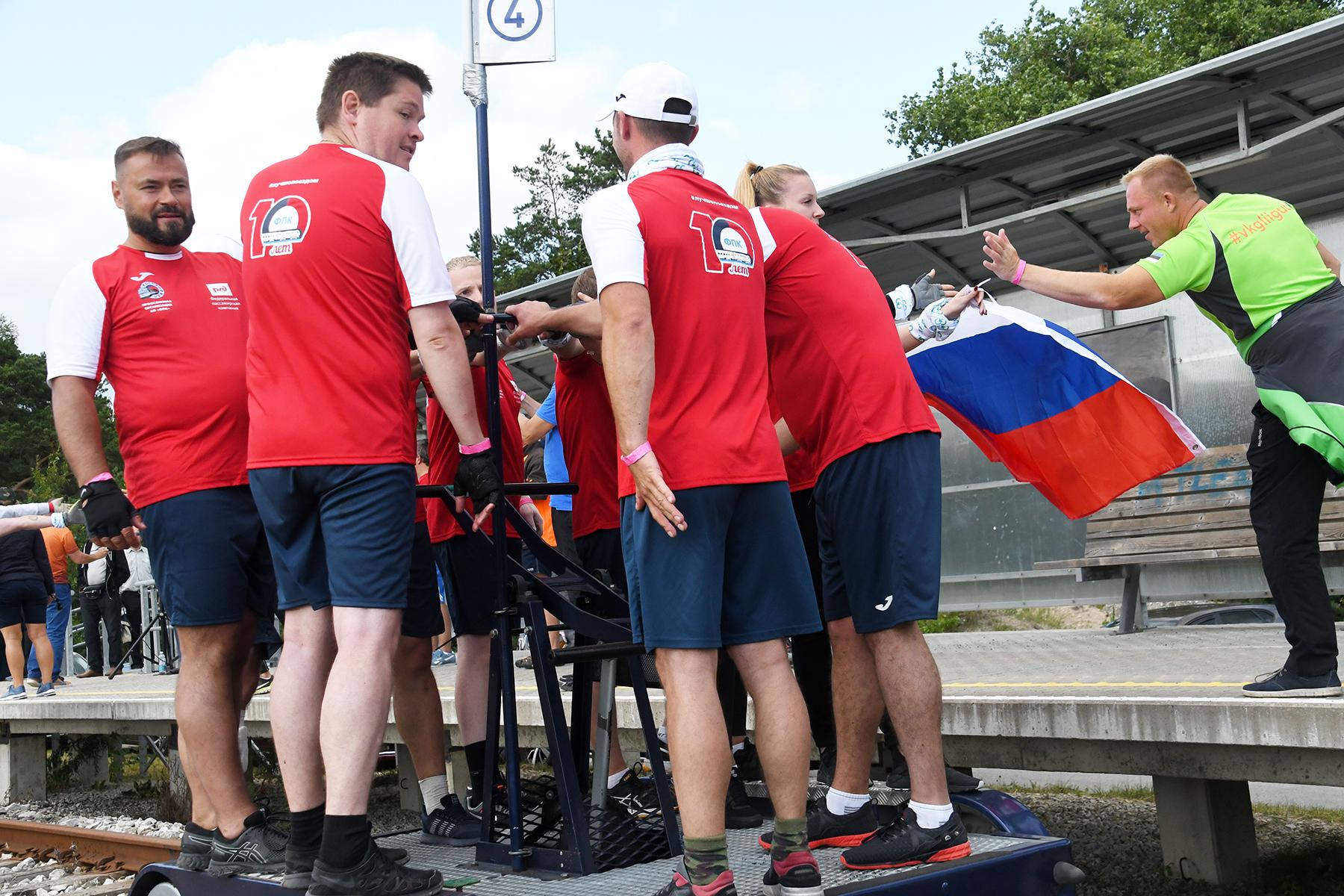 Relsiralli 2019 võit läks Venemaale. Foto Urmas Saard