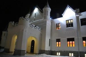 Renoveeritud Alatskivi loss Foto Urmas Saard