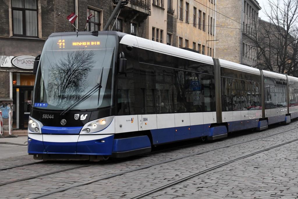 Riia festivali ajal, 16-18 augustil, on kogu linnas ühistransport tasuta. Foto Urmas Saard