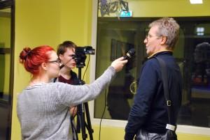 SG Reporter intervjueerib Jaak Valget Foto Urmas  Saard