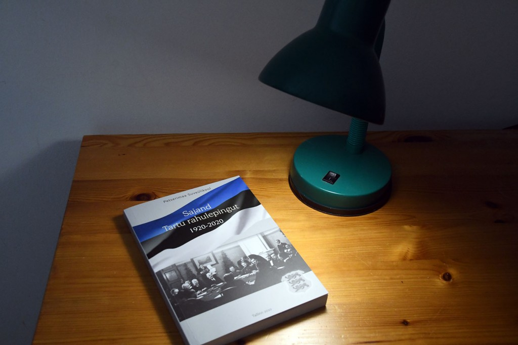 Sajand Tartu rahulepingut 1920-2020. Foto Urmas Saard