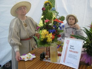 Esimesed juhendajad Ene  Ruubel ja Vaiki Reiner