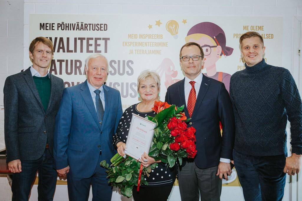 Siim Liivamägi, Joel Ostrat, Veljo Ipits, Õie Pritson, Urmas Klaas, Joel Ostrat.  Foto Adam Illingworth