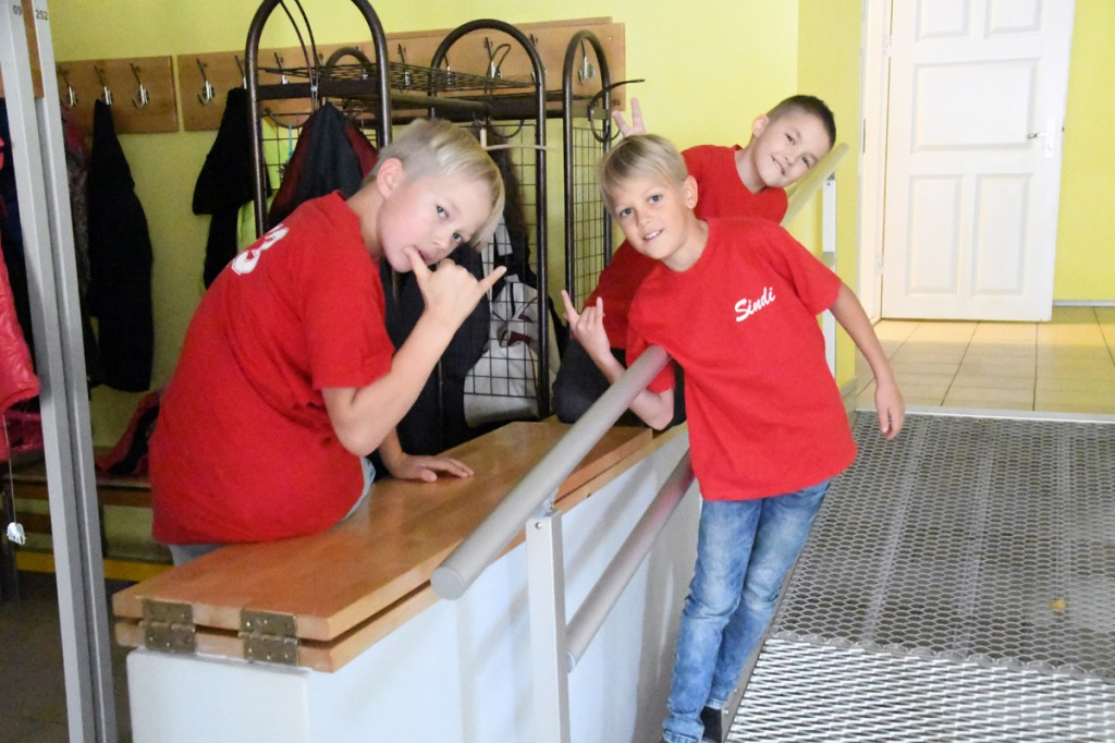 Sindi gümnaasium valmistub kooli 180 sünnpäevaks Foto Urmas Saard
