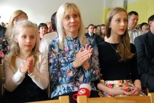 Sindi gümnaasiumi tänupäeval Foto Urmas Saard