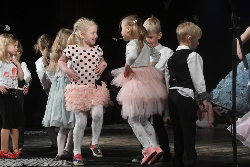 Sindi lasteia kevadpüha kontsert emadele. Foto Urmas Saard