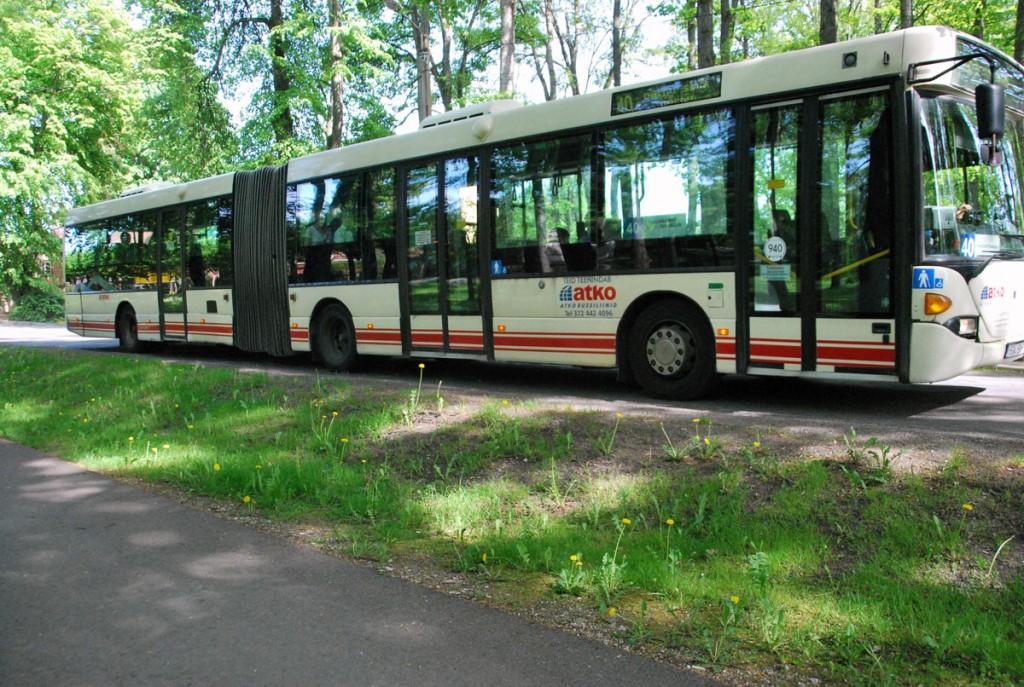 Sindi plaanides on uue, Jaama tänava, bussipeatuse rajamine Foto Urmas Saard