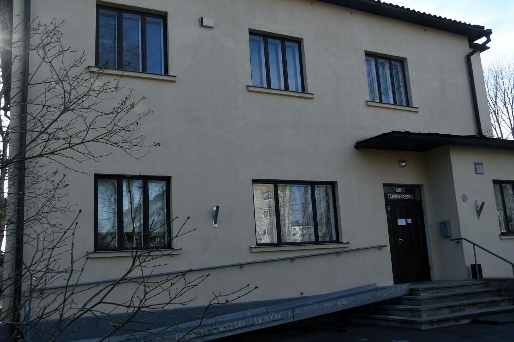 Sindi tervisekeskus. Foto: Urmas Saard