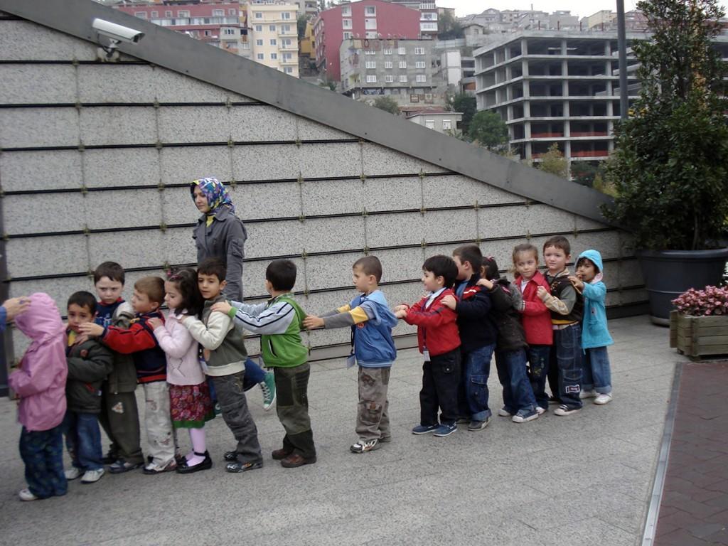 Türgi lapsed Istanbulis Foto Tatjana Grigorjeva-Keerup