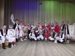 Tatarstani maride folklooriansambel Kna Vel.