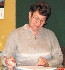 Riina Vaher.