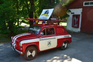 Eksponaat Järva-Jaani tuletõrjemuuseumist.