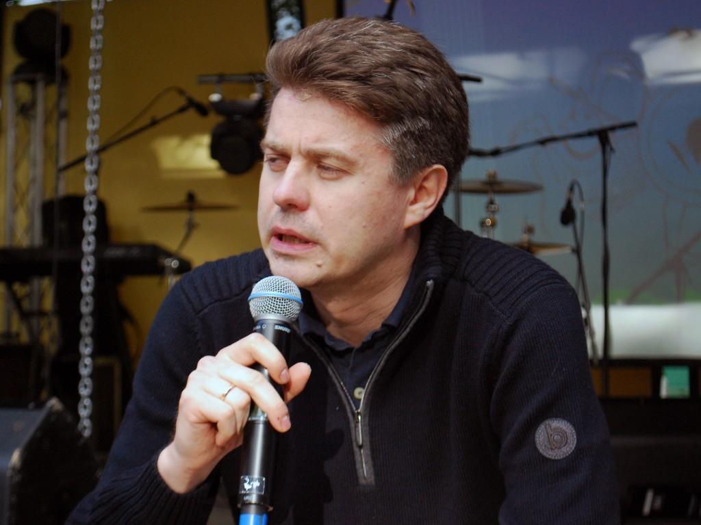 Urmas Reinsalu. Foto Urmas Saard