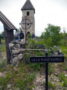 Väike-Pakri kiriku kellatorn Foto erakogust