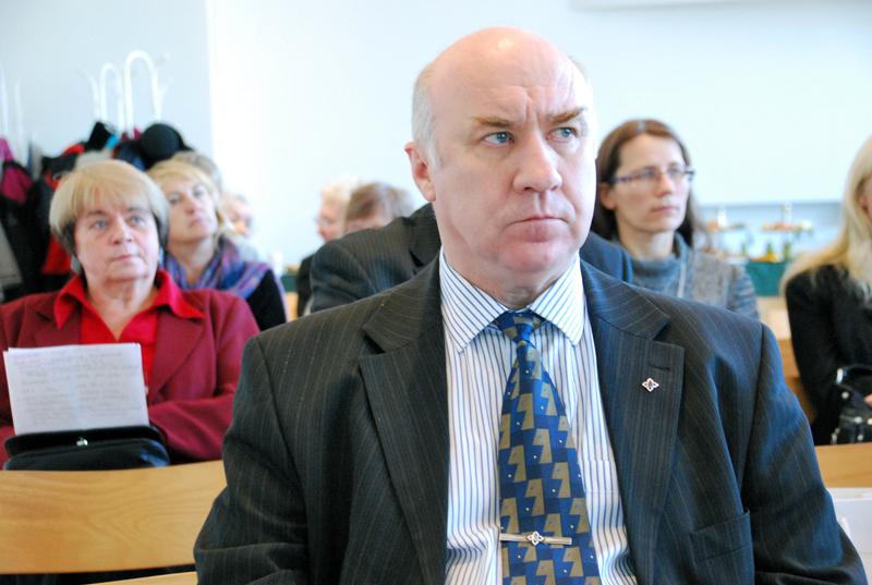Väino Tõemets saab uueks regionaalhalduse osakonna juhatajaks Foto Urmas Saard